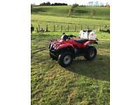 Honda quad/quad/ sprayer/ swap/ px/ crew van 7 seater