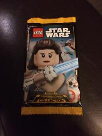 Lego Star Wars Trading Cards Series 1
