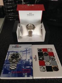 Tissot PRS 200 Chronograph Wristwatch
