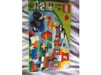 Lego Duplo Build a Farm set 5419