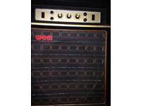 mid 1970s wem westminster amp