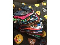 Bundle boys clothes age 5-8
