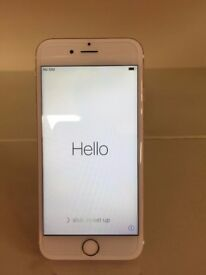 iPhone 6S - 16GB - O2 - Rose Gold - SPT912