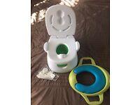 Munchkin Potty seat - New