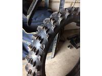 Motorcycle Motorcross Tyre