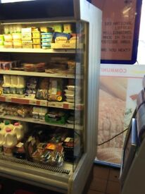 costan dairy case 4ft (1.2m)