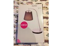 2 TABLE LAMPS WITH SHADES - BRAND NEW