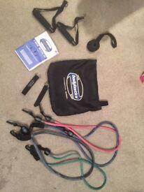 Bodylastics home gym kit