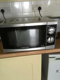 Morph Richards microwave