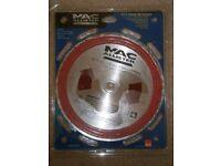 MacAllister 250MM TCT SAW BLADES X 2
