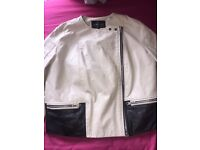 River Island Real Leather jacket