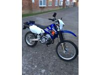 2002 SUZUKI DRZ400s ONLY 2000 MILES ***LIKE NEW***