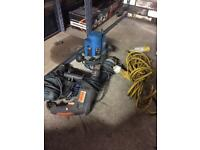 Selection of power tools for sale