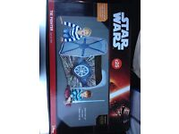 Brand New Star Wars Tie Fighter Pop Up Play Tent