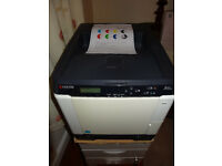 Colour laser printer - Kyocera FS-C5250DN