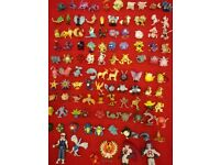 Rare tomy pokemon figures