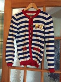 Roshi nautical cardigan