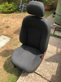 Jeep Cherokee KJ Drivers Seat