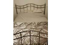 King sized bed frame... good quality