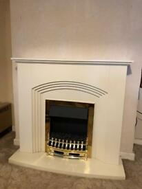 Electric Fireplace - Kirkdale