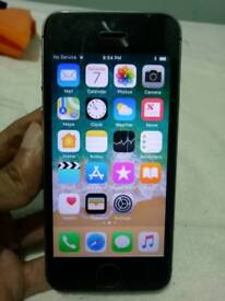 Iphone 5s 16gb unlocked black