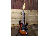 G&L legacy stratocaster, tribute series