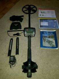 Minelab Explorer SE with pro coil