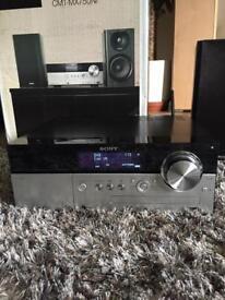 Sony HiFi CMT-MX750Ni