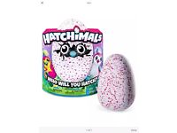Pink hatchimals - swap for green / blue