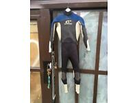 Circle one Winter wetsuit 5:3