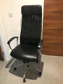 Ikea Markus swivel office chair