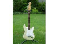Fender Stratocaster Clone Guitar
