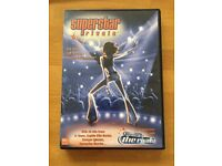SUPERSTAR Rivals in Association with Popstars The Rivals PC CD-ROM game