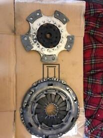 Cupra r 6 speed paddle clutch. 1.8t 20v