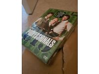 The Professionals MK1 dvd