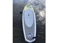 RRD Stand up paddle board 9'2 diamond tale wave SUP 123 litres