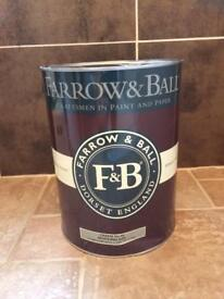 Various Farrow & Ball paints (see listing for prices)