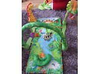 Fisher Price Rainforest - Play Mat