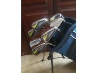 GOLF CLUBS NIKE/TAYLORMADE/MIZUNO IRONS & WEDGES