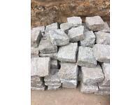 Granite Setts approx 300