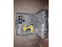 Dewalt 18v cordless drill 1 battery working order. view my other adds all sort on.