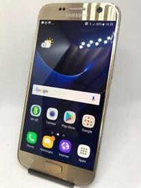 Samsung S7 Gold Unlocked