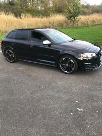 Audi s3 dsg black edition