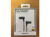 Brand new and unopened Sony MDR-NC750 active noise cancellation headset