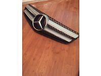 E350 Front Grill