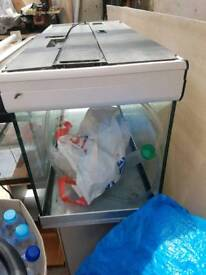 3ft fish tank on stand