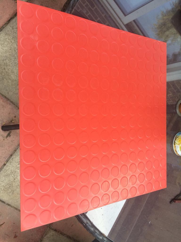 Red Studded Floor Tiles In Crawley West Sussex Gumtree