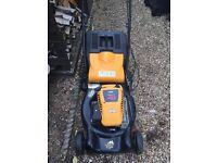McCulloch 46 Petrol Lawn Mower