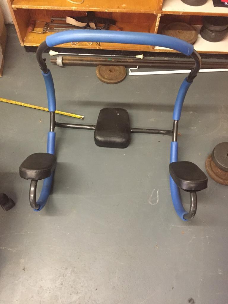 Ab tonner gym equipment