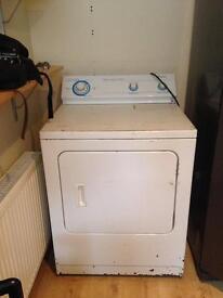Tumble dryer whirlpool